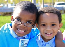 Two Baltimore City jewels exceited for our after school funding action
